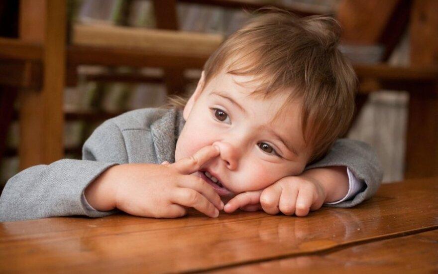 Kokias bėdas vaikams sukelia polipai ir adenoidai