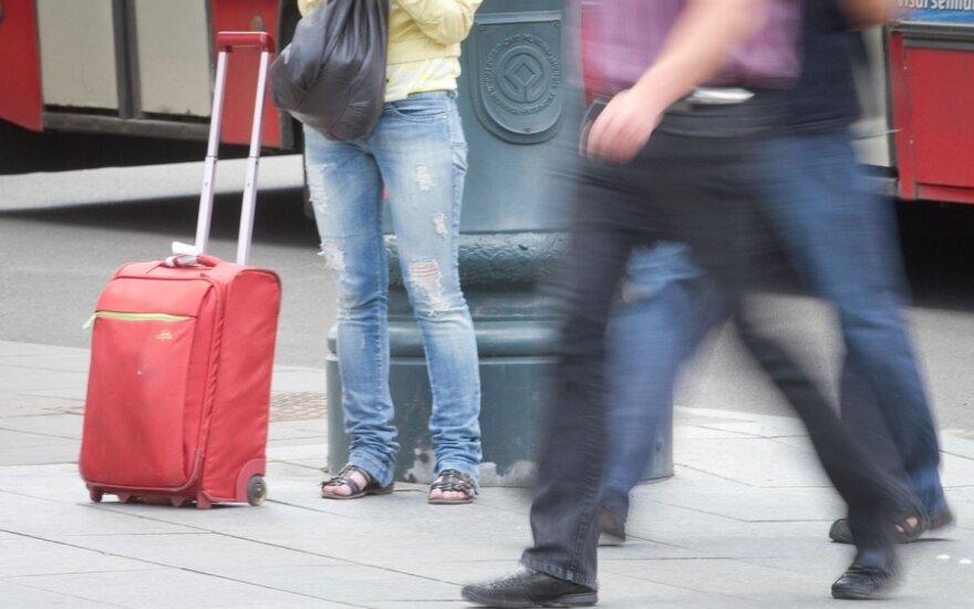 Emigrantų pinigai: dosniausi tautiečiai išvykę ne į Norvegiją