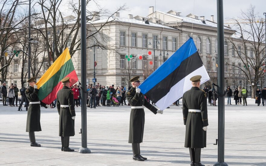 Lithuania congratulates Estonia on centenary