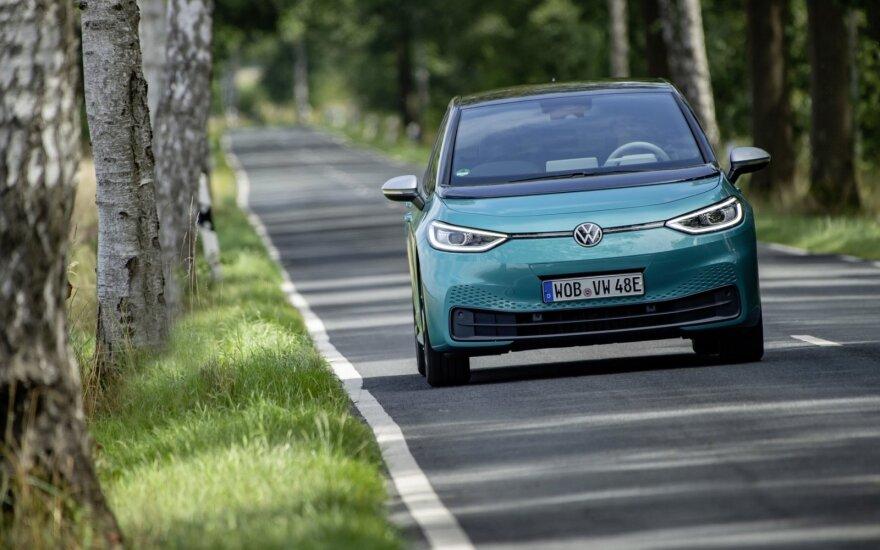 Lietuvos metų automobilio rinkimuose šiemet – elektromobilių antplūdis