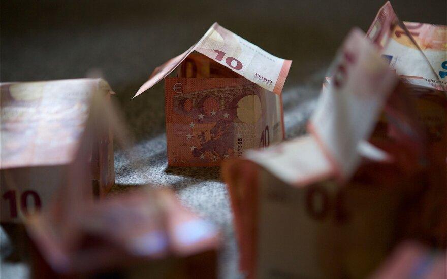 Siūloma mokestinė lengvata paveldėtam nekilnojamajam turtui