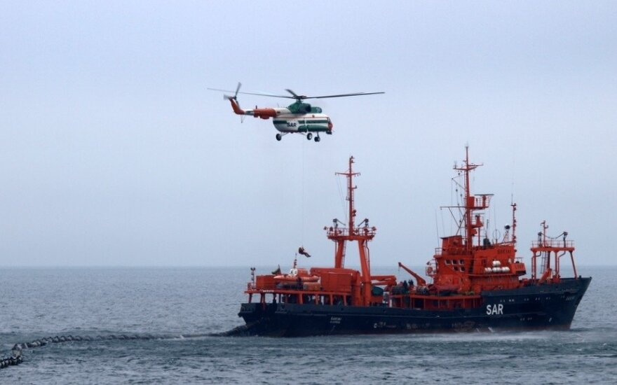 Search and rescue operation