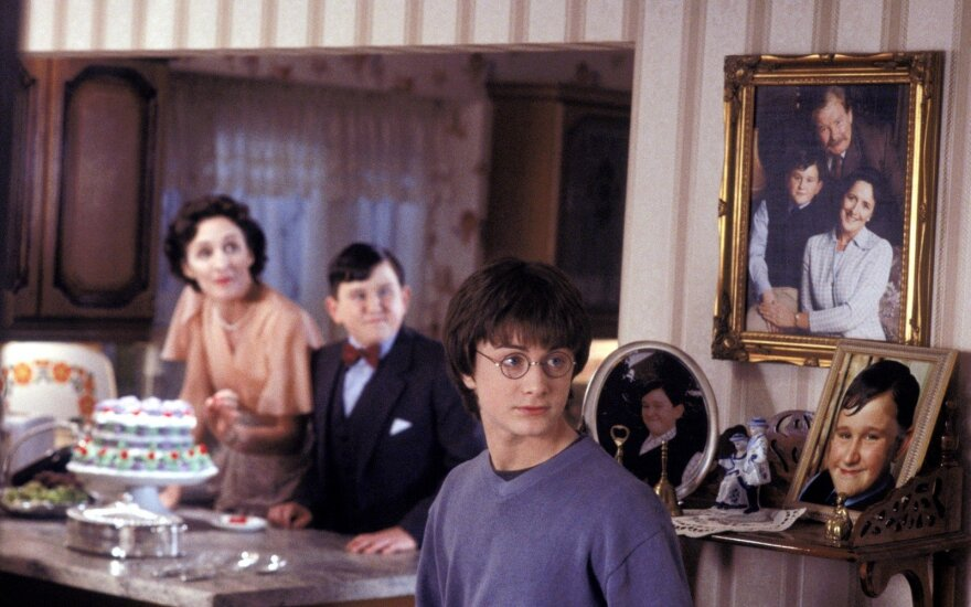 """Harry Mellingas filme """"Haris Poteris"""""""