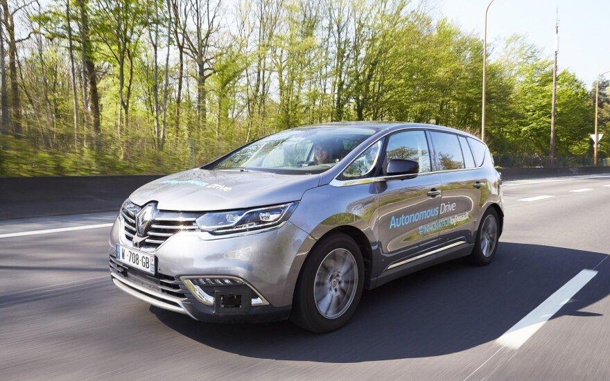 "Savivaldis ""Renault"" automobilis"