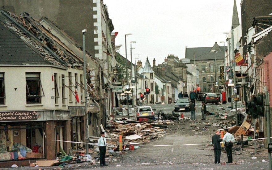 """Baisiausią smurto ataką išgyvenusio miestelio gyventojai po """"Brexit"""" balsavimo: tai katastrofa"""