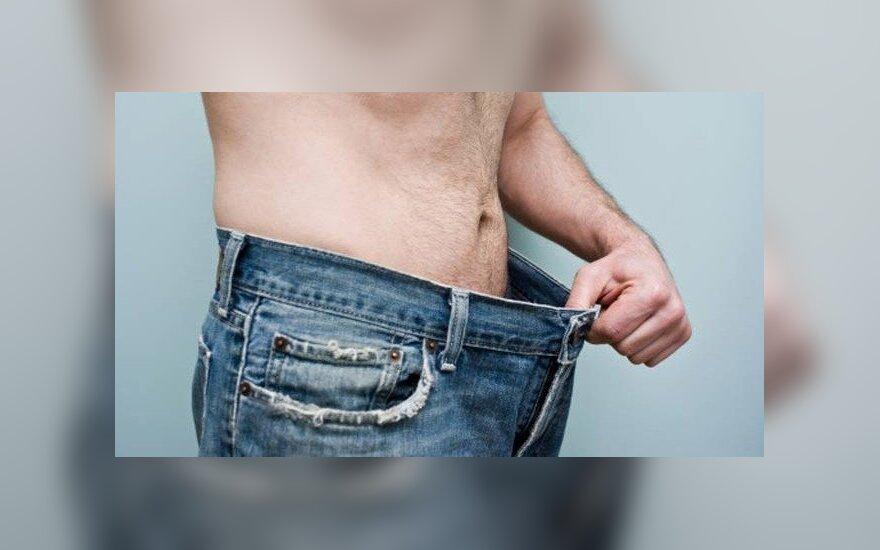 kaip numesti riebalus per trumpą laiką svorio metimo rezultatai 5 mėnesiai