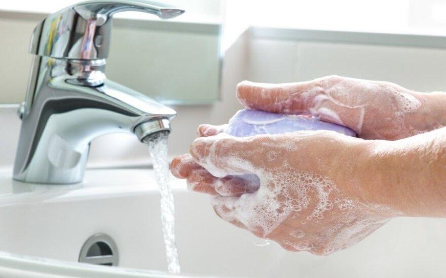 Vietos, kur susikaupia daugiausia pavojingų mikrobų