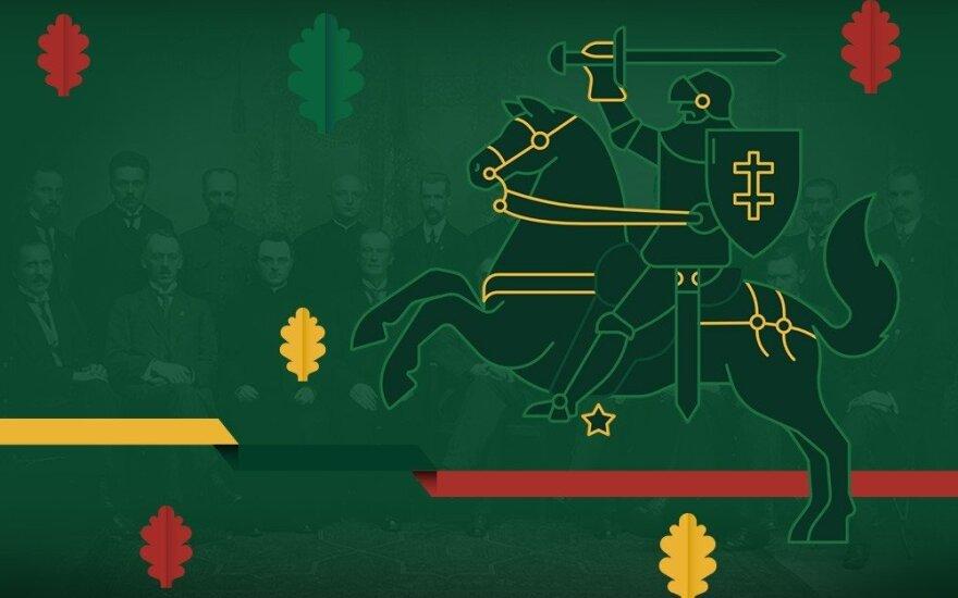 100 nepriklausomai Lietuvai