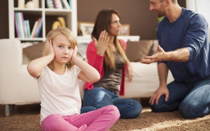Šeimos krizės. Kaip kritiniu metu išlikti šeima?