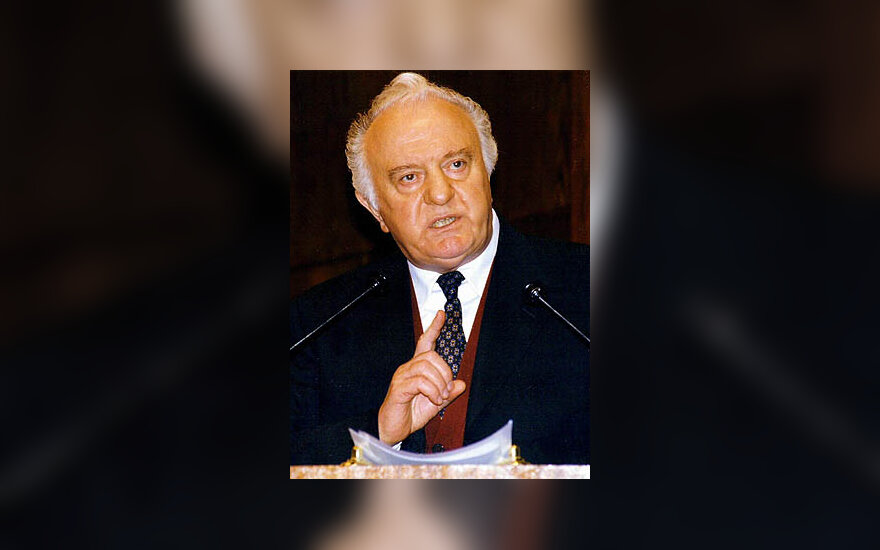 Eduardas Ševardnadzė