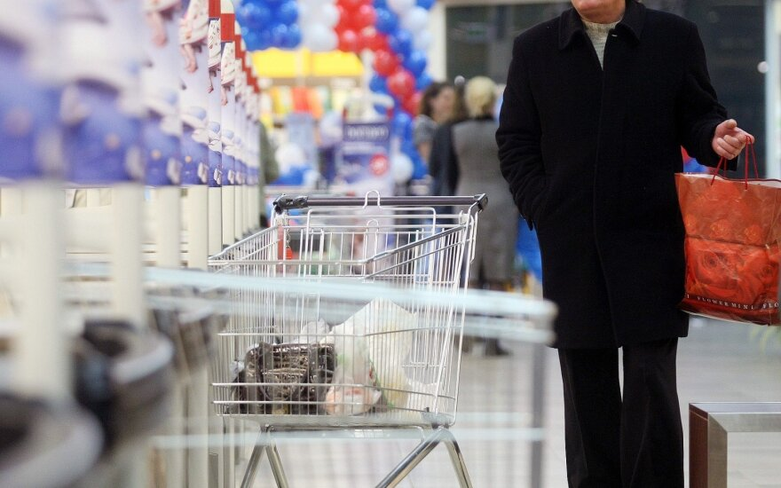 Issue of rising food prices to be discussed by Lithuanian government