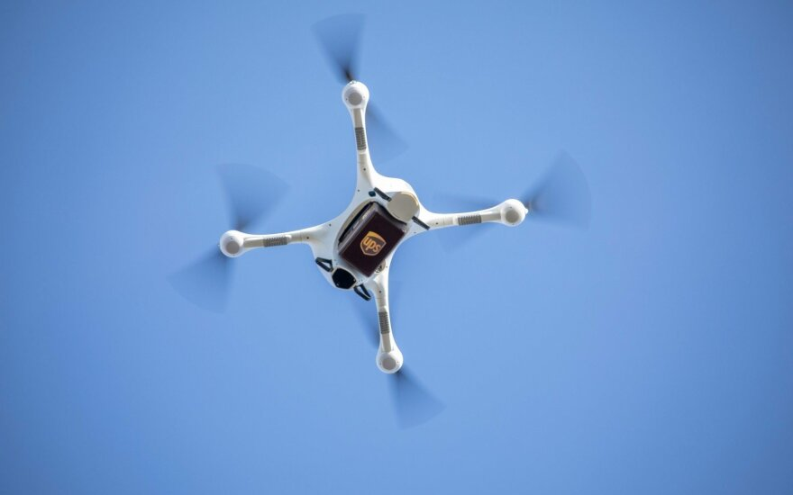 Police department denies reports on drone handover to Belarusian regime