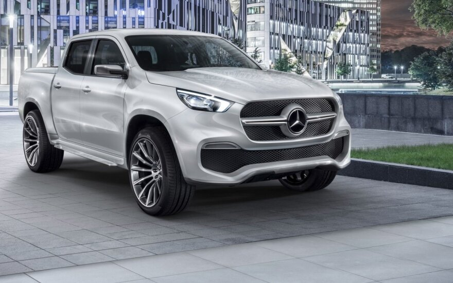 """""""Mercedes-Benz X-Class Concept"""""""