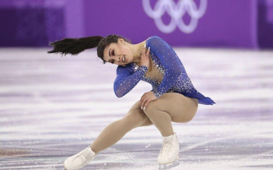 Dailiojo čiuožimo komandų varžybose – Kanados triumfas prieš rusus