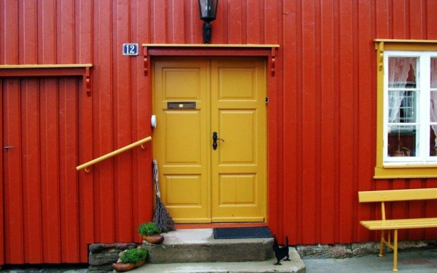 Norvegijoje gyvenanti lietuvė norvegams nepagailėjo pastabų