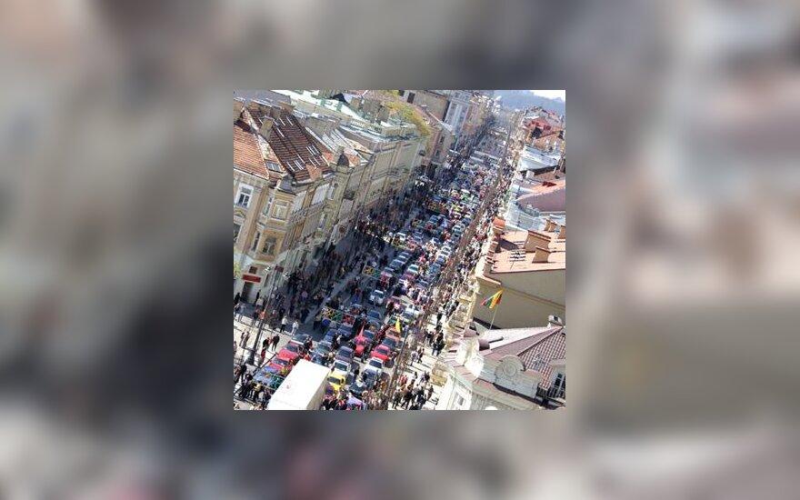 """""""4 ratais į ES"""" renginys Vilniuje"""