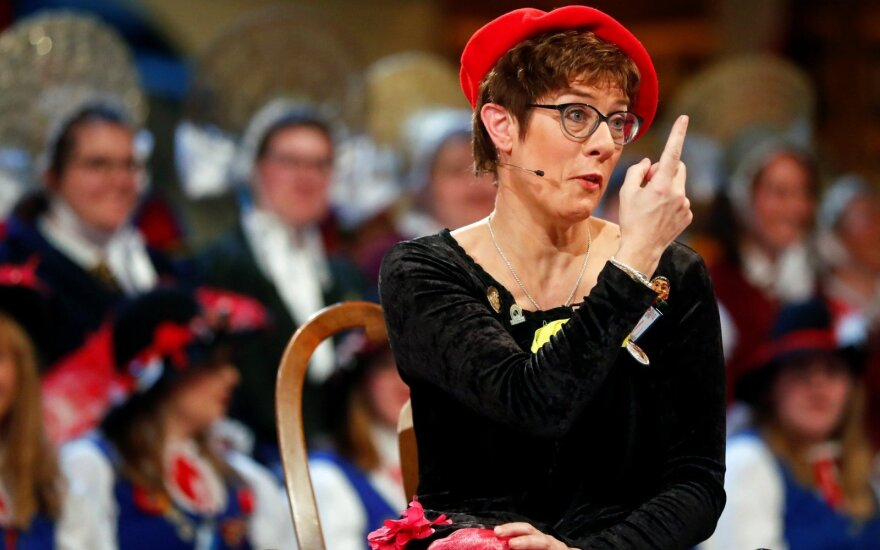 Annegreta Kramp-Karrenbauer
