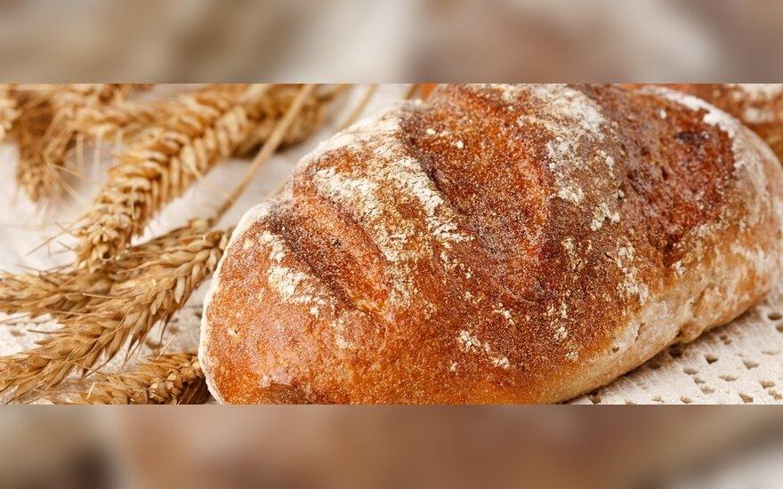 Namuose iškepta duona - ir skalsesnė, ir sveikesnė
