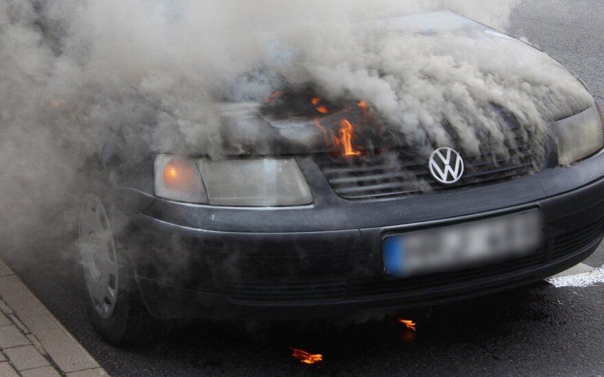 "Degantis ""Volkswagen"" automobilis"