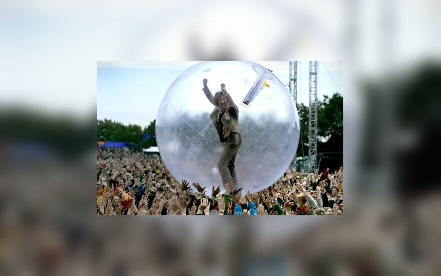 MTV išrinko ateinančios vasaros verčiausių dėmesio muzikos festivalių dešimtuką