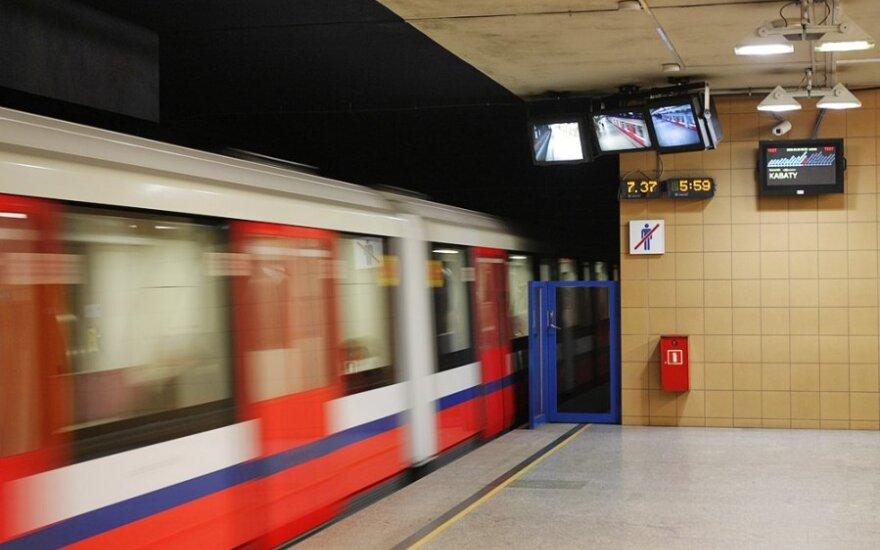 Vyriausybėje atgimsta metro įstatymo svarstymas