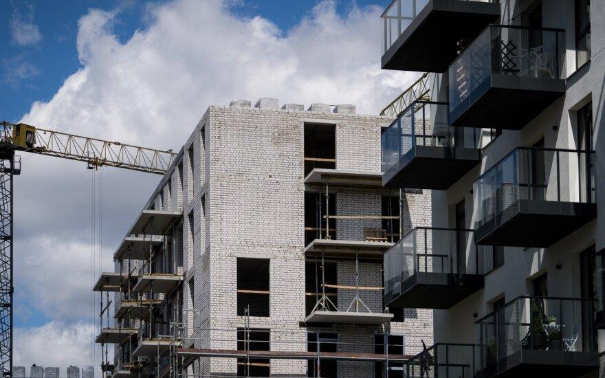 """""""Luminor"""" apklausa: būsto paskolai lietuviai gali skirti iki 300 eurų per mėnesį"""