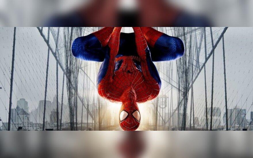 Žmogus voras fiziko akimis