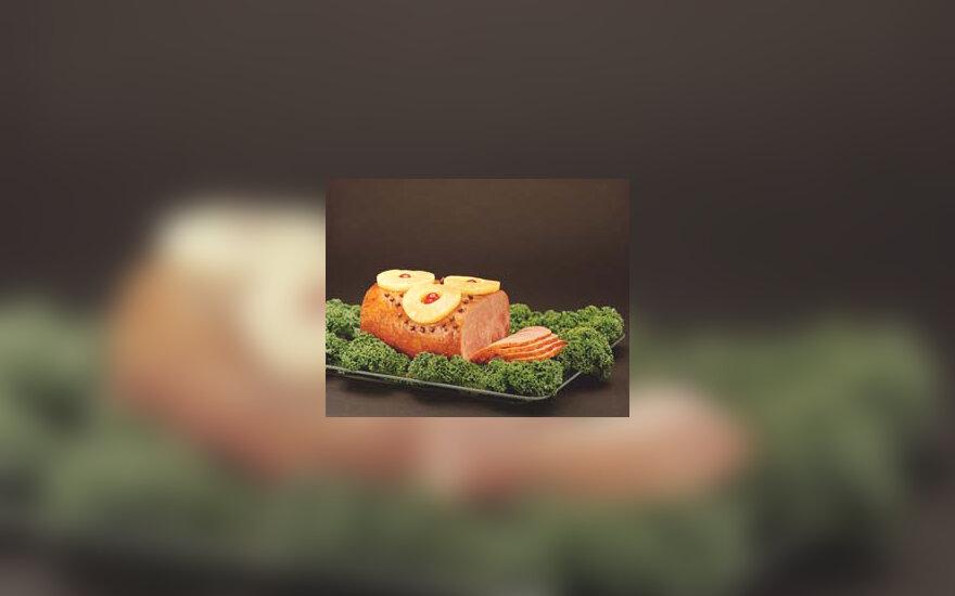 Kepsnys, mėsa