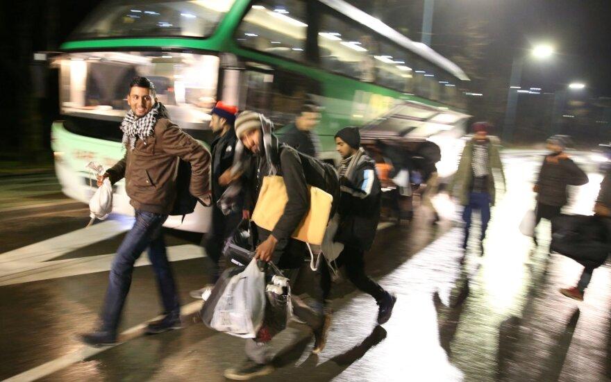 Pernai ES pateikta 714 tūkst. prieglobsčio prašymų