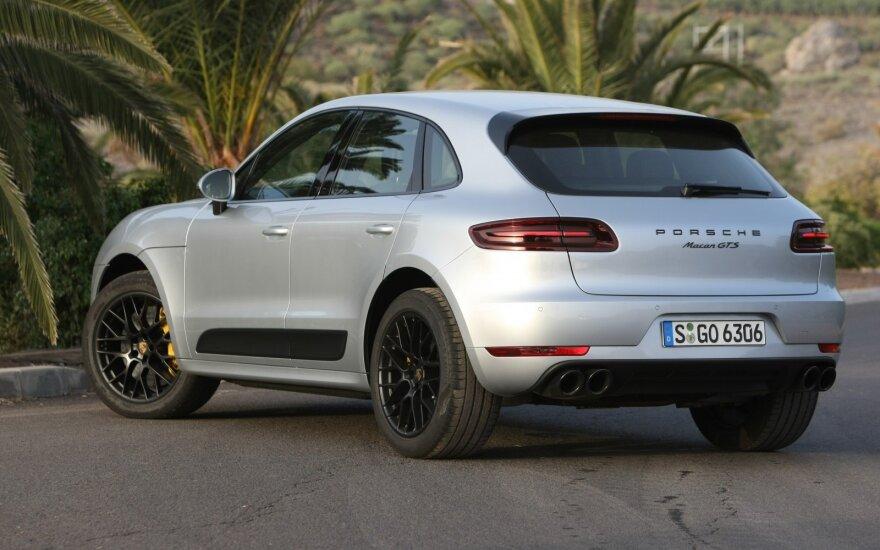 """""""Porsche Macan GTS"""""""
