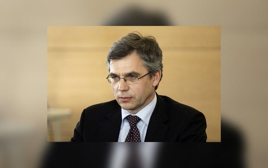 "V.Poderys atsistatydina iš ""Leo LT"""