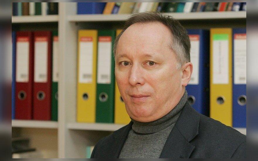 Prof. Algis Krupavičius