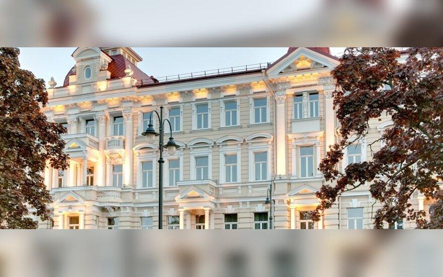"""Kempinski Hotel Cathedral Square"" viešbutis"