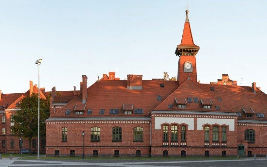 Klaipėdos universitetas (Klaipėdos universiteto nuotrauka)
