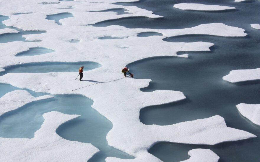 Antarktidoje mokslininkus ištinka keista psichologinė būsena, panaši į žiemos miegą