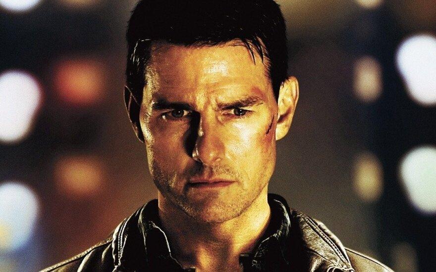 """Tomas Cruise'as, kadras iš filmo """"Džekas Ryčeris"""""""