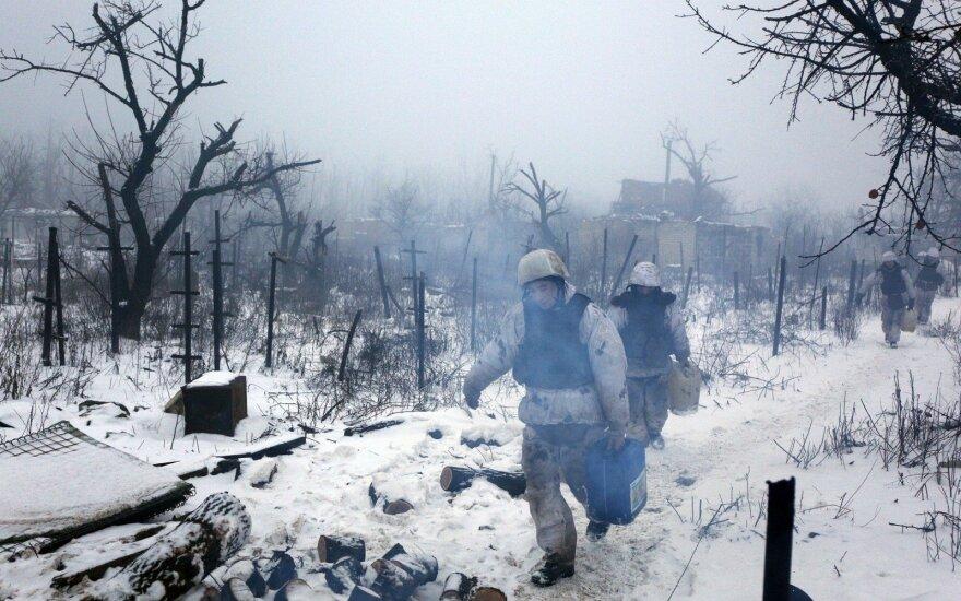 Specialusis JAV pasiuntys Ukrainoje: Donecko ir Luhansko liaudies respublikos turi būti eliminuotos