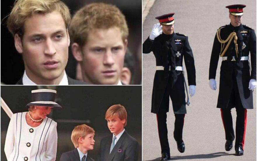 Harry ir Williamas