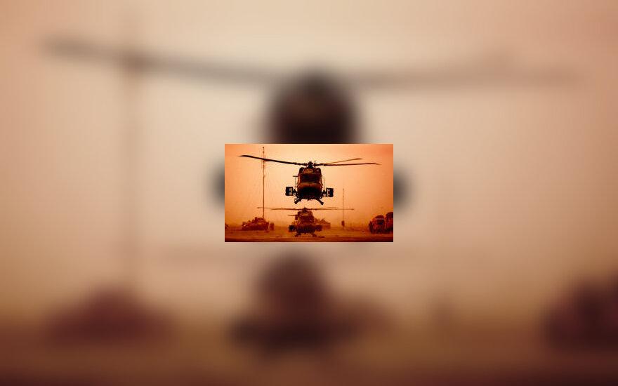 "Britų ""Lynx 2"" sraigtasparniai"
