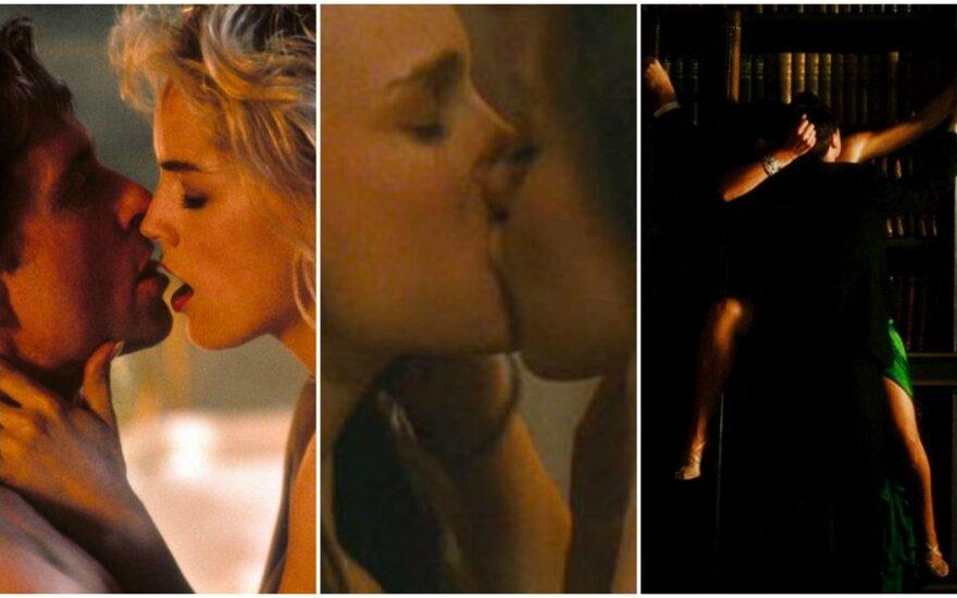 Scenos iš romantiškų filmų