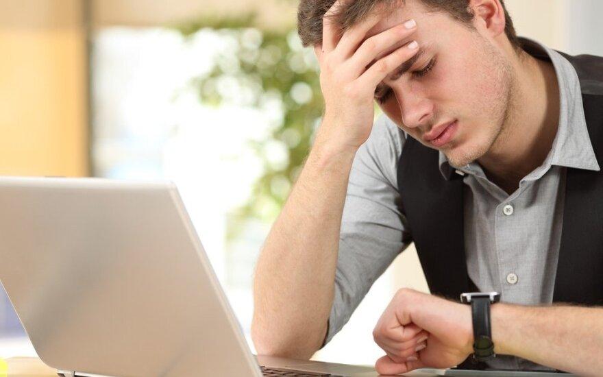 5 būdai, kaip įveikti šventinį tingulį darbe