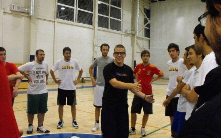 ESN krepšinio turnyras