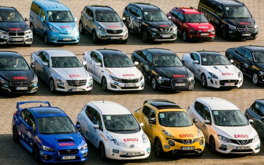 Konkurso Metų automobilis 2015 rinkimai
