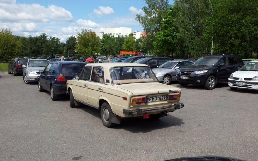Vilniuje, Santariškių g. 2012-05-31