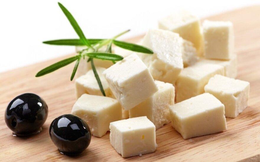 ES reikalavimai keisti sūrių pavadinimus – absurdiški?