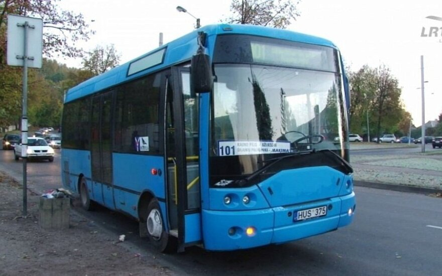 Autobusas Kaune