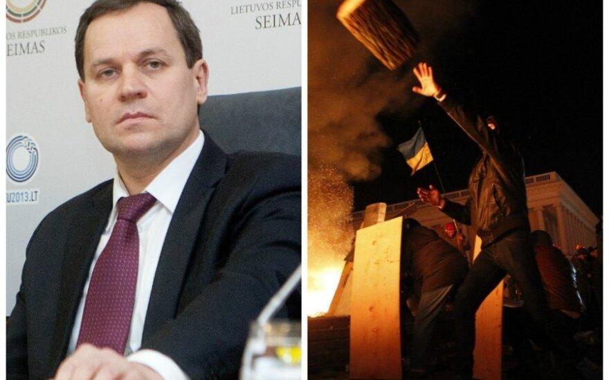 K. Jovaišas. Kremlinas V. Tomaševskis pamiršo Katynę ir istoriją