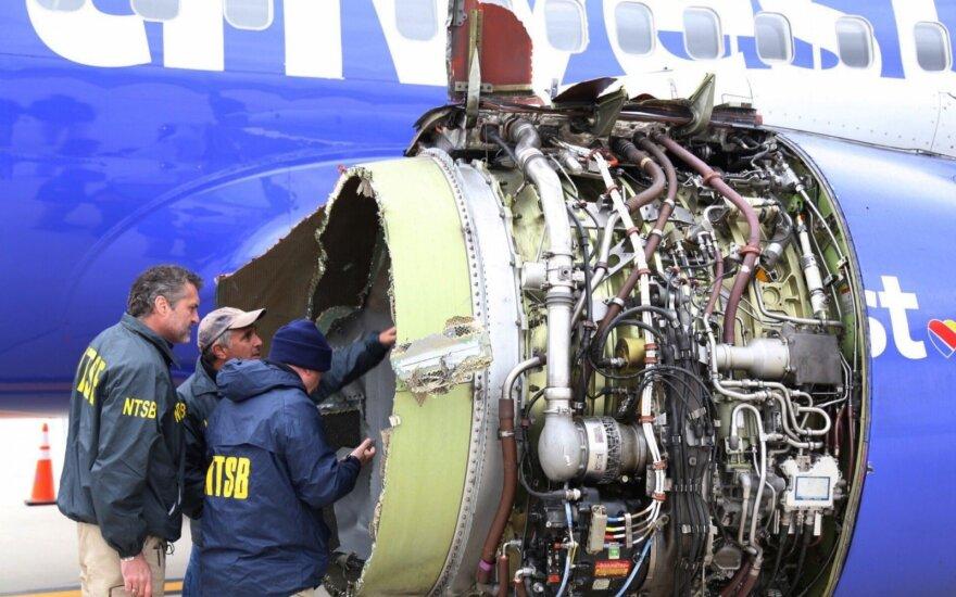 """""""Southwest Airlines"""" pilotai padavė """"Boeing"""" į teismą dėl """"737 Max"""""""