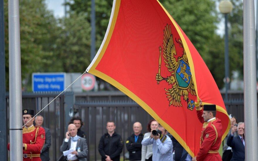 Lietuvoje lankysis Juodkalnijos užsienio reikalų ministras Darmanovičius