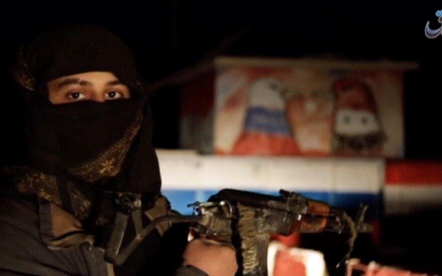 """Sirijoje žuvo """"Islamo valstybės"""" propagandos naujienų agentūros įkūrėjas"""